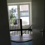 Wenteltrap bovenverdieping