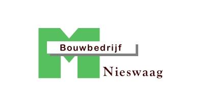 Bouwbedrijf Nieswaag logo